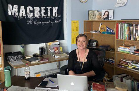 Mrs. Raben: English